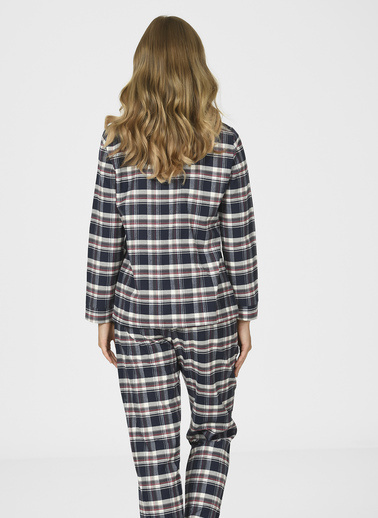 Nbb Pijama Takım Lacivert